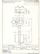 Design for a key blank for GKN-Stenman AB